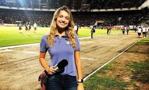 Após polêmica com Flamengo, repórter deve deixar o esporte da TV Globo