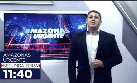 O multimídia Marcos Sabadin passa a comandar o programa AMAZONAS URGENTE, na tela da Band Amazonas