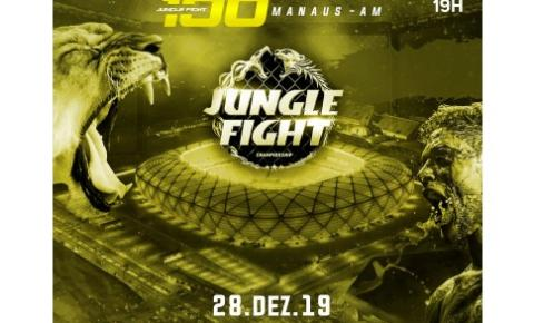 Jungle Fight contará com 5 mil ingressos solidários