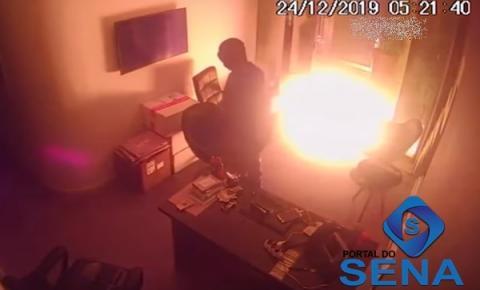 Vídeo mostra momento exato do ataque a Porta dos Fundos