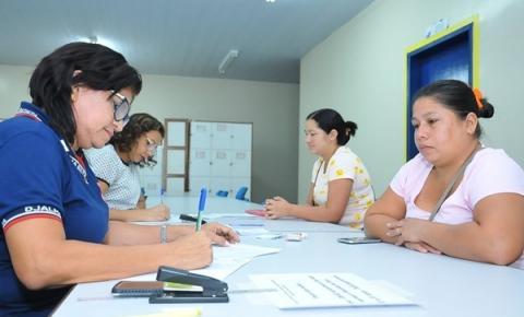 Matrícula de alunos novos com deficiência iniciou nesta sexta-feira (10/01)