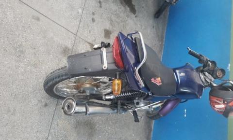Polícia Militar, por meio da 14ª Cicom, localiza por GPS suspeitos de roubo a motocicleta na zona leste