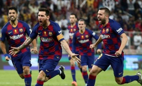 Barcelona supera Real Madrid e se torna o time mais rico do mundo