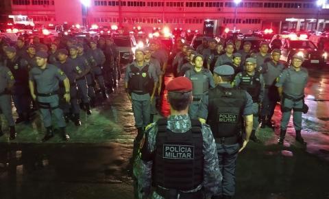 Polícia Militar dá prosseguimento à 'Ação Tentáculos' nesta terça-feira (14/01)