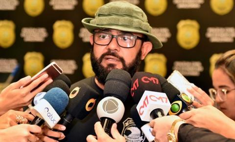 DRCO prende companheiro da sobrinha do 'Zé Roberto da Compensa', condenado por tráfico de drogas
