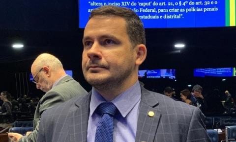 """""""Eu vou deixar a lei muito mais rígida"""", disse Alberto Neto sobre audiências de custódia"""