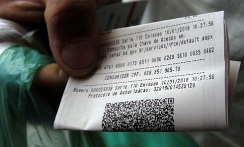 Confira os ganhadores do sorteio da Nota Fiscal Amazonense desta quarta-feira (15/01)