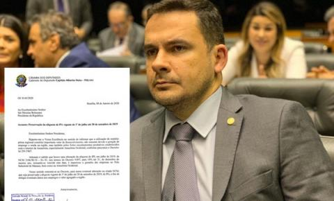 Após pedido de deputado Alberto Neto, presidente Bolsonaro decide manter alíquota de 8% para polo de concentrados