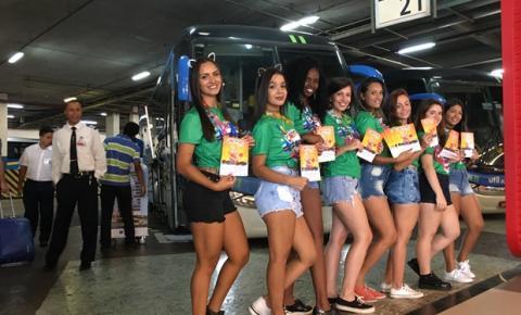 Rodoviária do Rio deve registrar mais de meio milhão de passageiros neste Carnaval