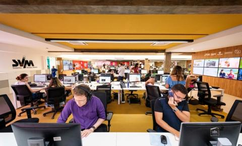 Em tempos de coronavírus, Sistema Verdes Mares cria campanha em defesa do jornalismo profissional