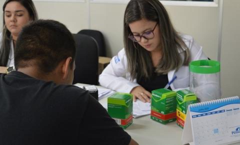 Cema chama usuários cadastrados no Ceaf para retirar medicamentos