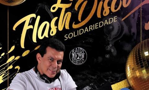 Raidi Rebello apresenta: LIVE FLASH DISCO