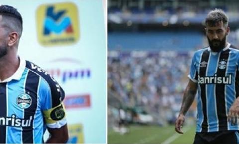 Maicon e Douglas do Grêmio são os convidados para mais uma edição