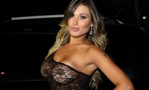 Andressa Urach dá detalhes da época em que se prostituía
