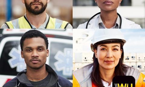 Western Union presta homenagem aos profissionais da linha da frente e trabalhadores dos serviços essenciais no Brasil