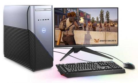 Dell amplia linha de desktops para gamers brasileiros