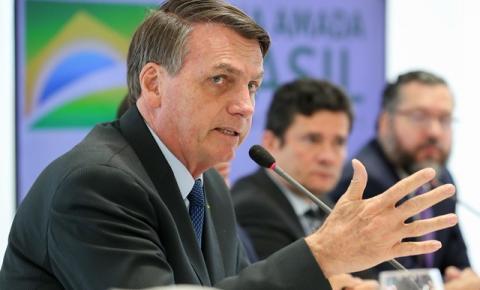 Assista à íntegra do vídeo da reunião ministerial de Bolsonaro