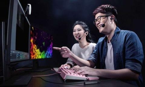Razer lança headset profissional para transmissão de games