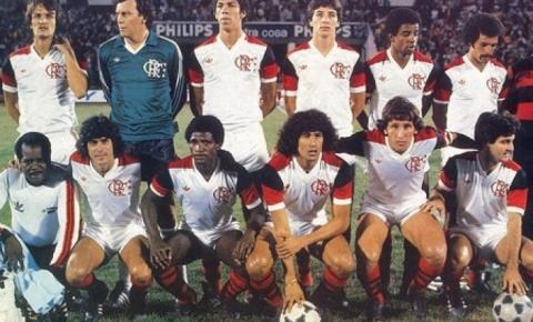'Eu não colocaria ninguém de 2019 no time de 81', diz ídolo do Flamengo