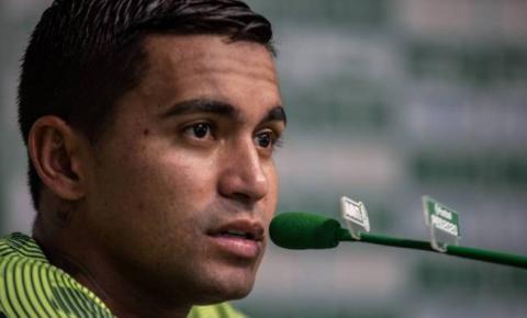 'Temos elenco para bater de frente com o Flamengo', diz atacante do Palmeiras