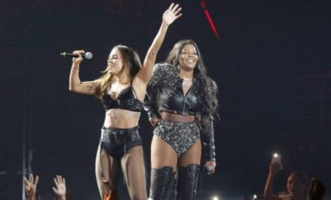 Ludmilla expõe bate-boca que teve com Anitta após ser citada em programa da ex-amiga; veja vídeo
