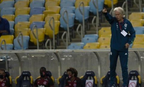 Jesus defende volta do Flamengo após vitória: 'Quem tem condições, tem que deixar trabalhar'