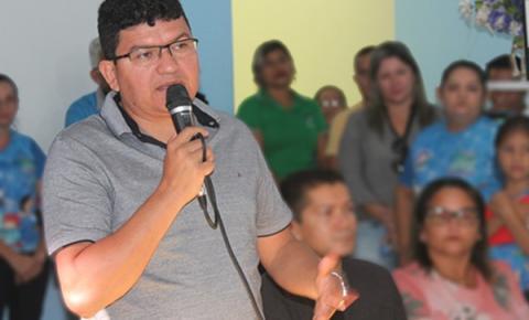 Responsabilidade: Servidores municipais de Careiro castanho receberão 100% do 13º salário em julho