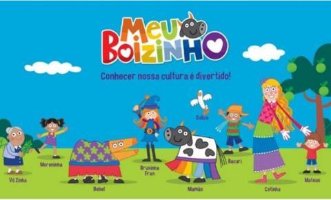 """Projeto """"Meu Boizinho"""" resgata a cultura local de Florianópolis de forma criativa"""