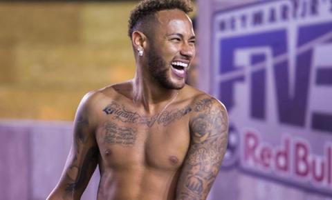Troca de Brunas? Neymar está conhecendo melhor uma xará de Marquezine