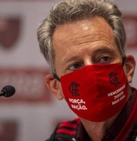 Presidente do Flamengo e mais quatro são denunciados pelo MPF de Brasília por prejuízo a fundos de pensão