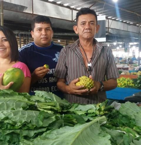 Produtores rurais promovem encontro da agricultura familiar no '3° Feirão da Roça'