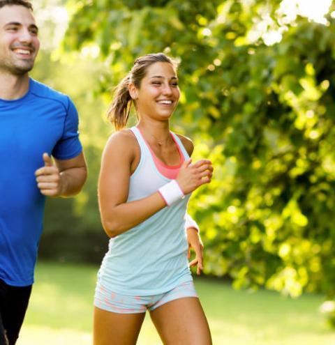Cuidados na prática de exercícios no verão