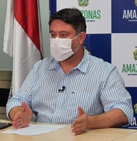 Sobe para 804 o total de casos de Covid-19 no Amazonas