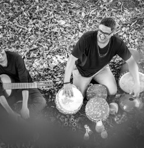 Elo Brasil duo lança álbum Senzala e apresenta Live nesta quinta (3)