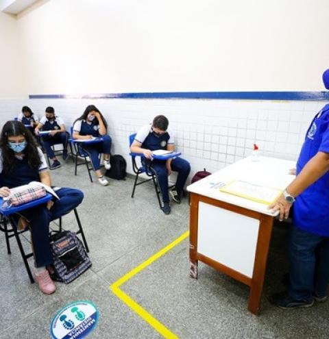 Processo Seletivo: Secretaria de Educação convoca 46 professores para atuação em Manaus