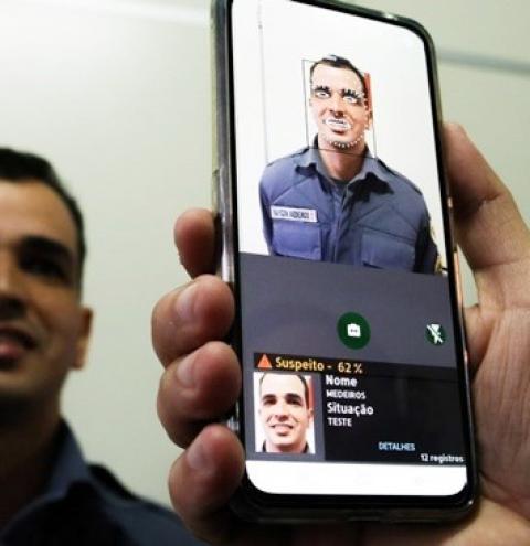 PM-AM desenvolve tecnologia de reconhecimento facial de foragidos